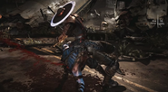 Kung Lao Brutality MKX