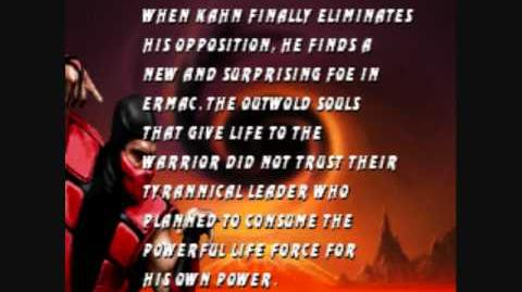 Mortal Kombat 3 & Trilogy- Ermac Ending