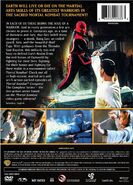 Mortal Kombat Conquest back cover