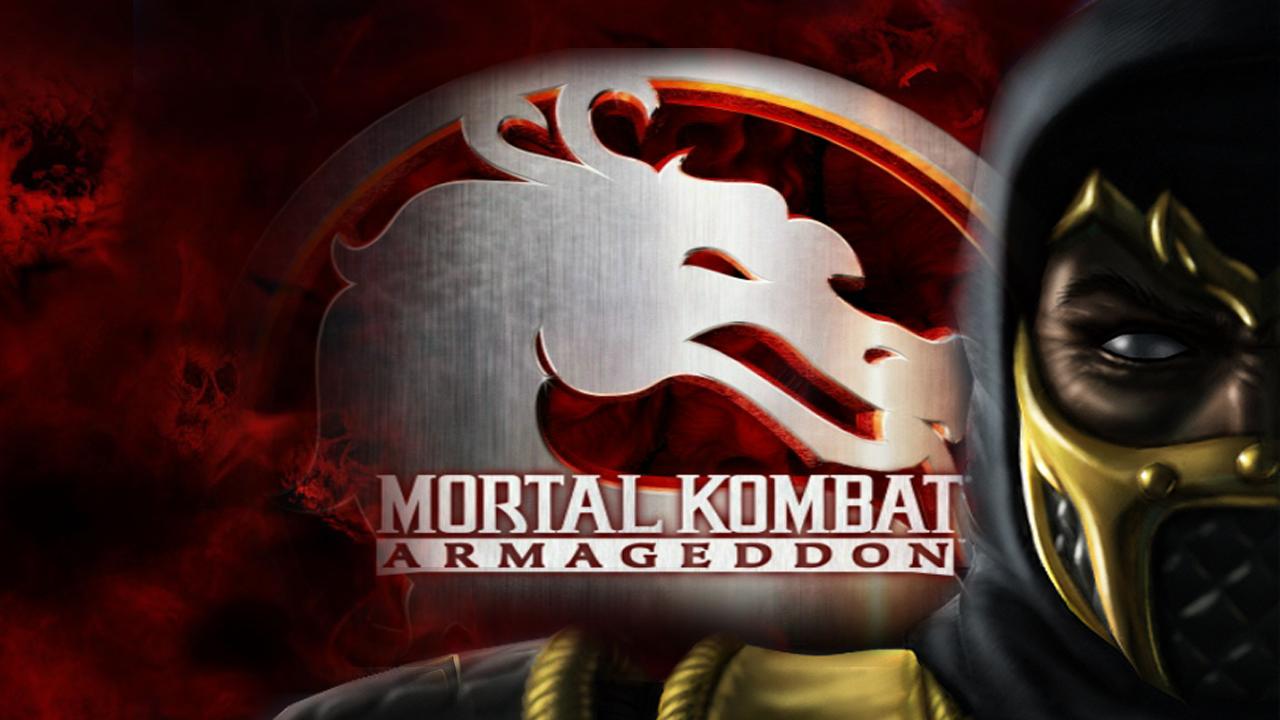 image mortal kombat armageddon scorpion by barrymk100