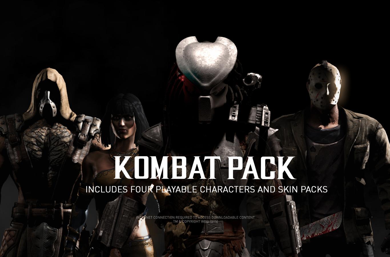 Telecharger Kombat Pack Sur PC Avec Crack