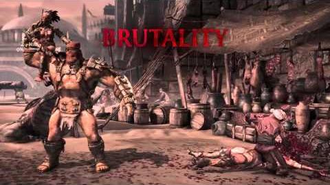 Blanche Brutalities