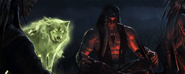 Tainted wolf spirit