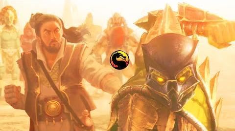 "Mortal Kombat X- ""Bo Rai Cho"" Ending - MKXL DLC Bo Rai Cho Klassic Tower (Story Ending)"