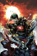 MORTAL KOMBAT X ISSUE 4 COVER