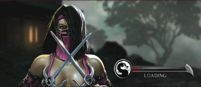File:830px-Mortal Kombat Deception Loading Screen Image Mileena 2.jpg