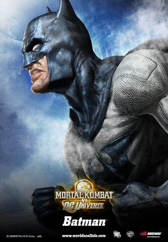 File:Mortal Kombat vs. DC Universe Batman poster.jpg