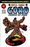 MK Goro Prince of Pain Issue 1 Cover 1