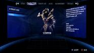 Injustice Gods Among Us Scorpion Bio