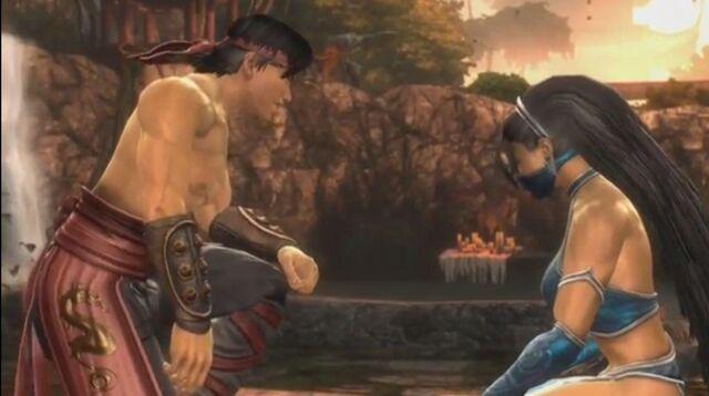 File:Liu Kang and Kitana 2.jpg
