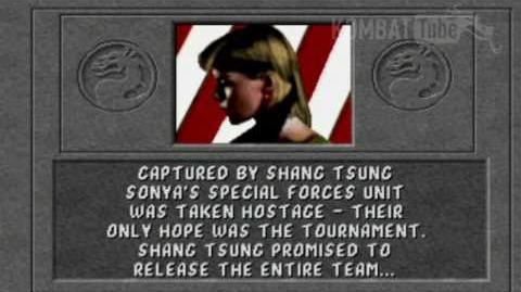 MK I Ending SONYA