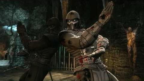 Noob Saibot HD Gameplay Video - Mortal Kombat