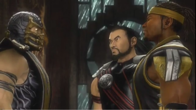 File:Scorp faces off against cyrax and sektor.png