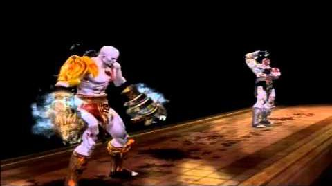 MK9 Kratos Fatality 2