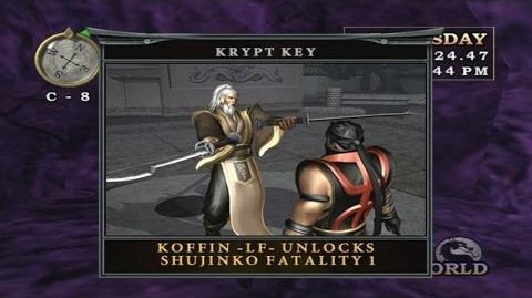 Mortal Kombat Deception - Konquest Walkthrough Pt 13 13 - Clean Up