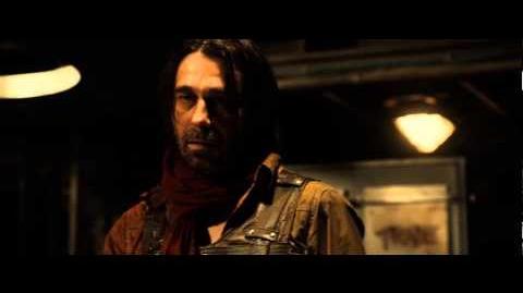 Riddick Killing Santana