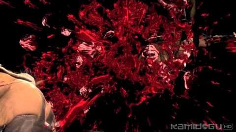 "HD Mortal Kombat (2011) Shao Kahn's ""Hammer Time"" Fatality"