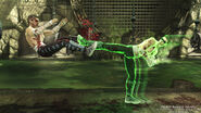 Johnny Cage MK9 Shadow Kick