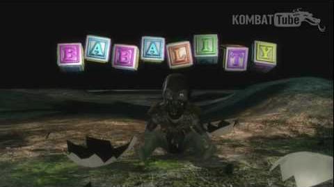 MK9 Reptile Babality-0