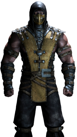 File:Mortal kombat x pc scorpion render 5 by wyruzzah-d8qyw2l00.png