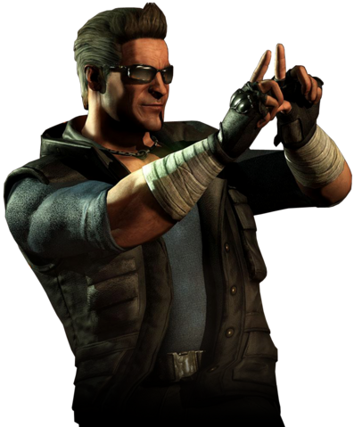 File:MKX Johnny Cage Render1.png