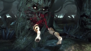 MK9 Forest Stage Fatality