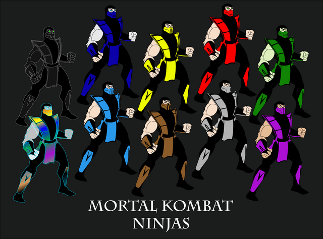 File:The Mortal Kombat Ninjas by marceloryuuku.png
