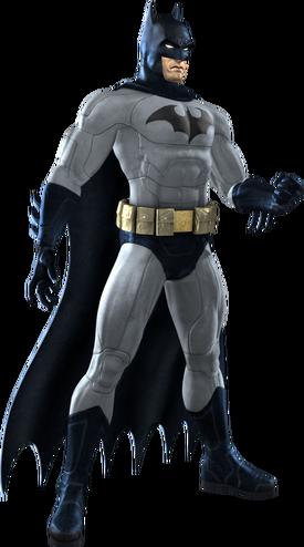 Batman Render mk vs dc