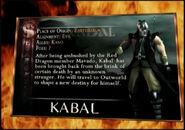 Kabalcard