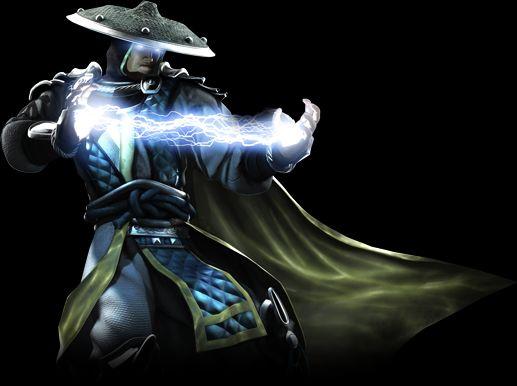 Obd Wiki Character Profile Raiden Mortal Kombat