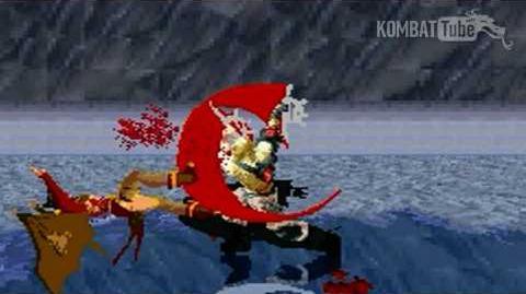 GBA MK TE Hsu Hao Weapon Fatality