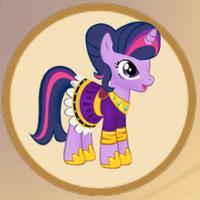 Pretty in Purple Icon