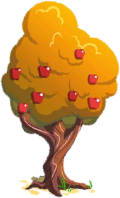 File:Red Apple Tree.png