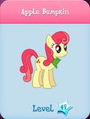 Apple Bumpkin locked