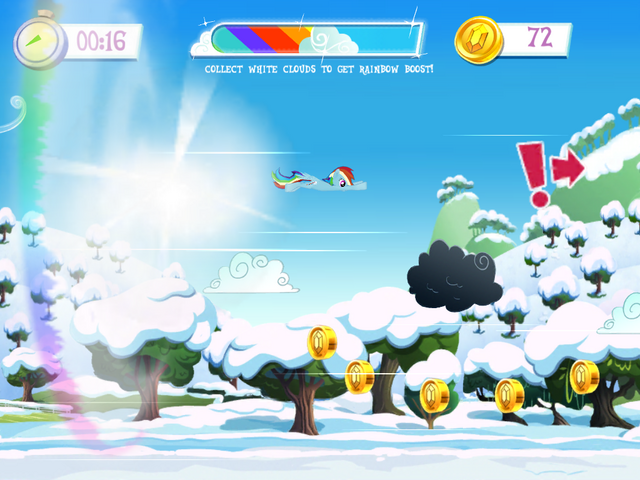 File:Rainbow Dash in the Cloud Clearing Game.png