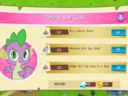 Taking the Cake tasks