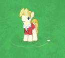 Masseuse Pony