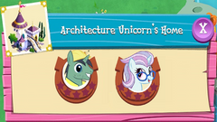 Architecture Unicorn's Home Residents Image