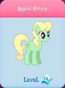 Apple Honey locked