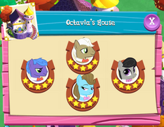 Octavia's House residents