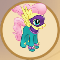 Saddle Rager Fluttershy Outfit