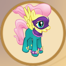 File:Saddle Rager Fluttershy Outfit.png