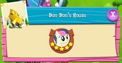 Bon Bon's House residents