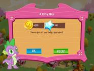 A Pony Nap outro