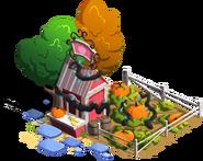 Pumpkin Stand S4