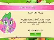 Cherry on Top intro