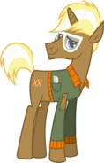 Trenderhoof vector