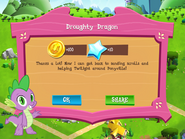 Droughty Dragon outro
