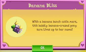 Banana Bliss Description
