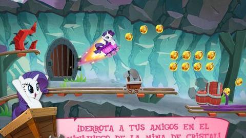 Cómo minar en My Little Pony Friendship is Magic - Mi Pequeño Poni La Magia de la Amistad Gameloft